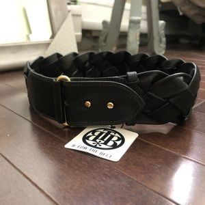 B-LOW THE BELT LEATHER NEW